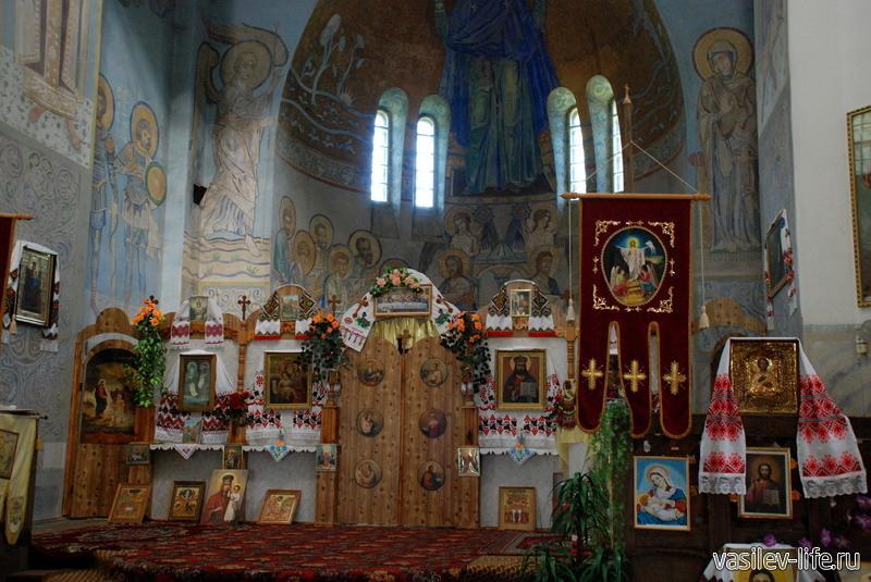Покровская церковь, Судак