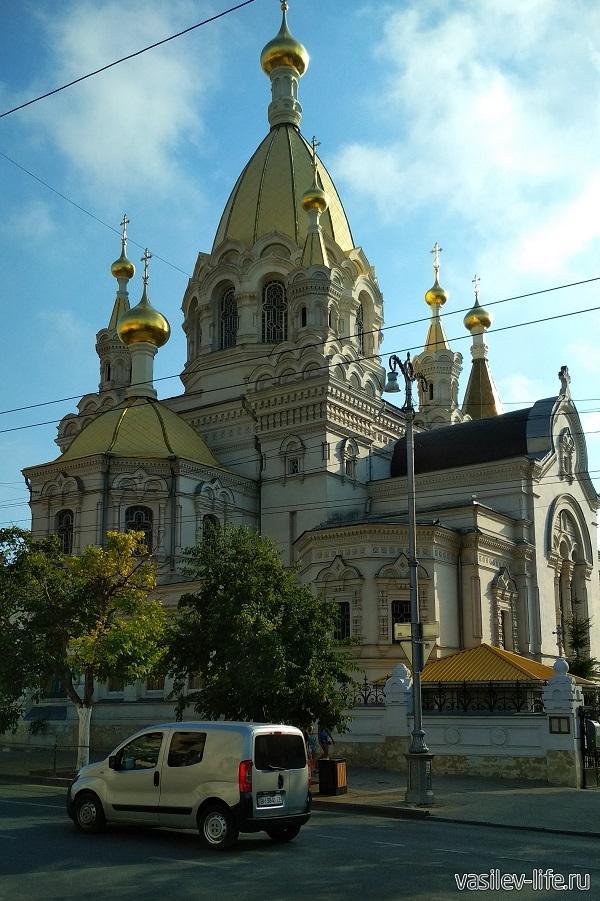 Покровский собор в Севастополе (2)