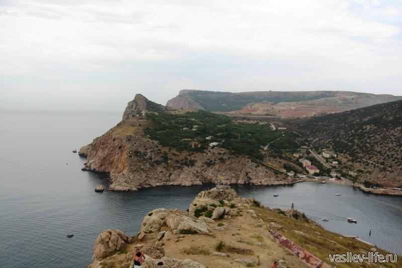 Поход в Крыму «Южный ветер»
