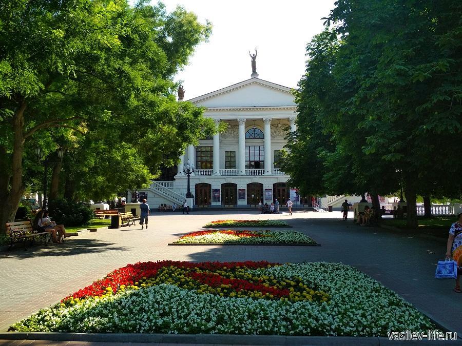 Приморский бульвар, Севастополь (12)