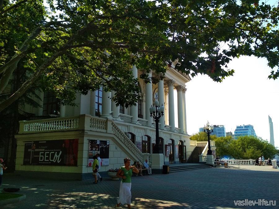 Приморский бульвар, Севастополь (13)