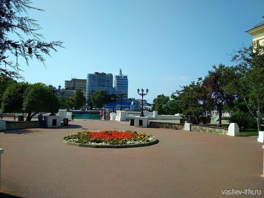 Приморский бульвар, Севастополь (15)