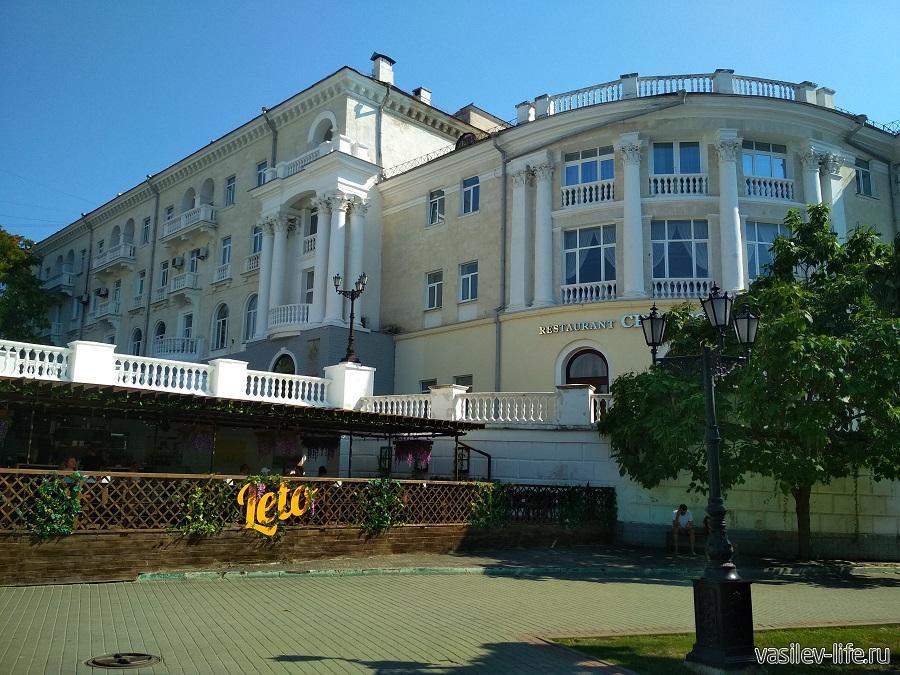 Приморский бульвар, Севастополь (18)