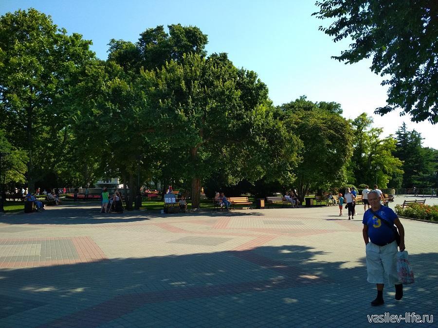 Приморский бульвар, Севастополь (2)