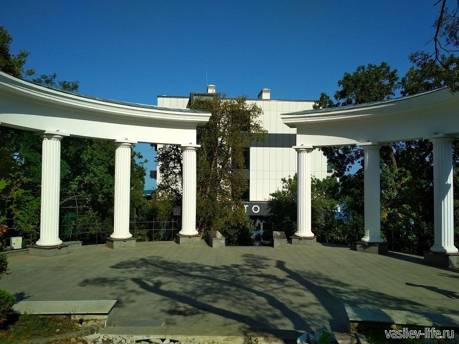 Приморский парк в Ялте (10)