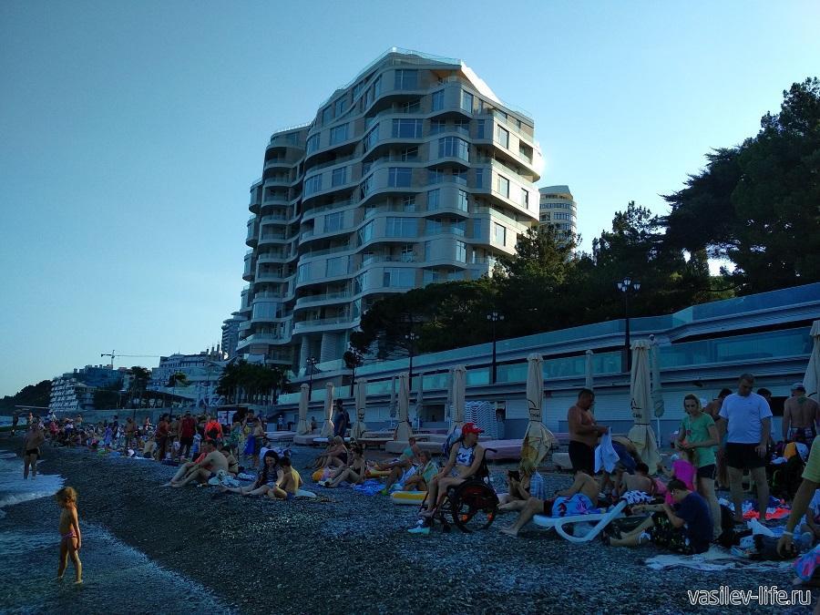 Приморский пляж, Ялта (14)