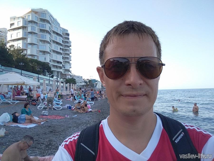 Приморский пляж, Ялта (17)