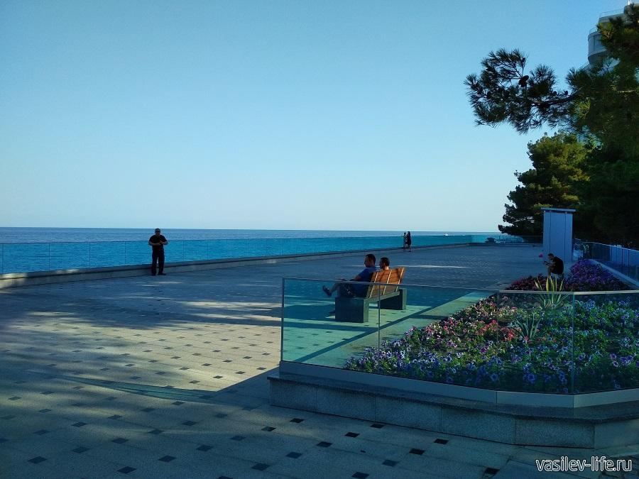 Приморский пляж, Ялта (25)
