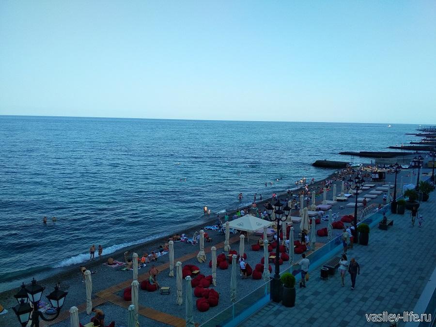 Приморский пляж, Ялта (26)