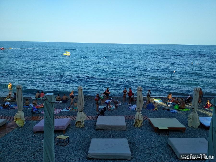 Приморский пляж, Ялта (8)