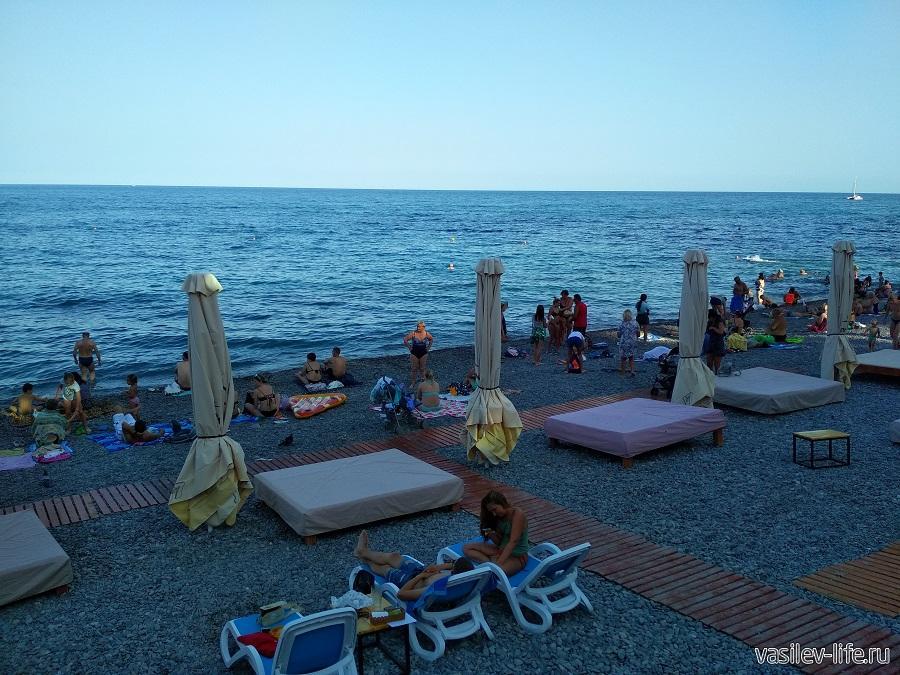 Приморский пляж, Ялта (9)