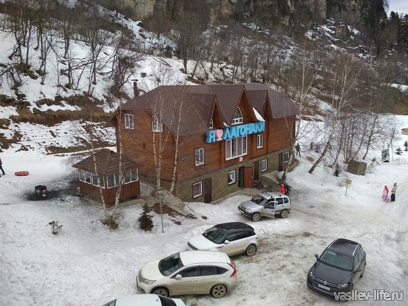 Прокат горнолыжного инветаря (второй этаж - дом)