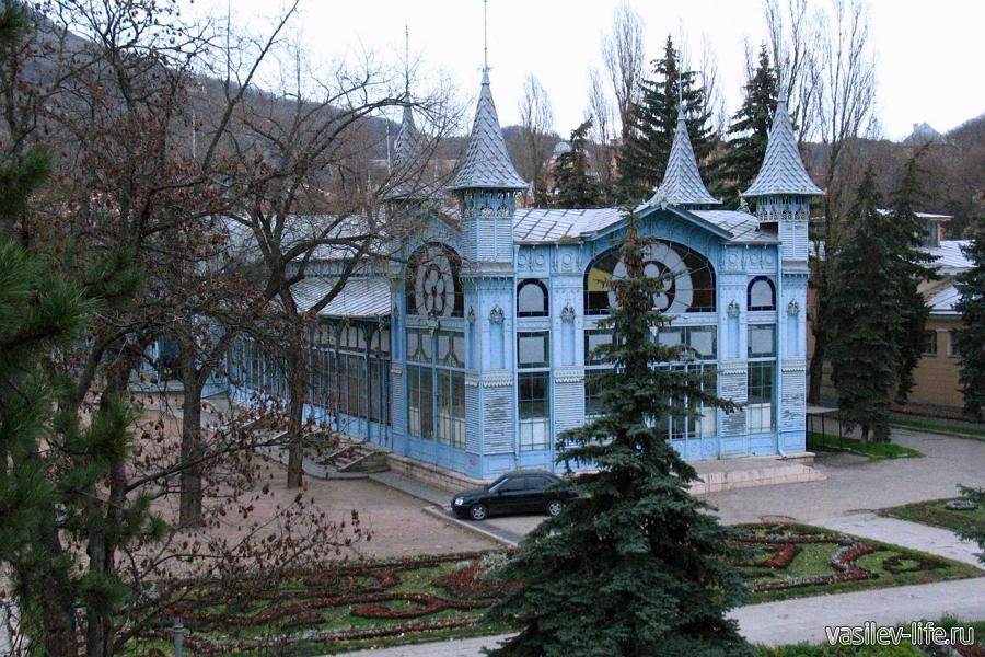 Пятигорск в ноябре