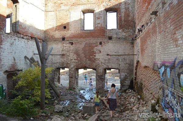 Разруха-Парамоновских-складов