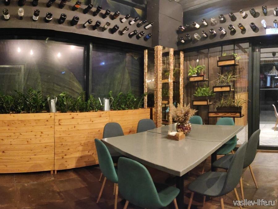 Ресторан «ГастраБархан» Витязево