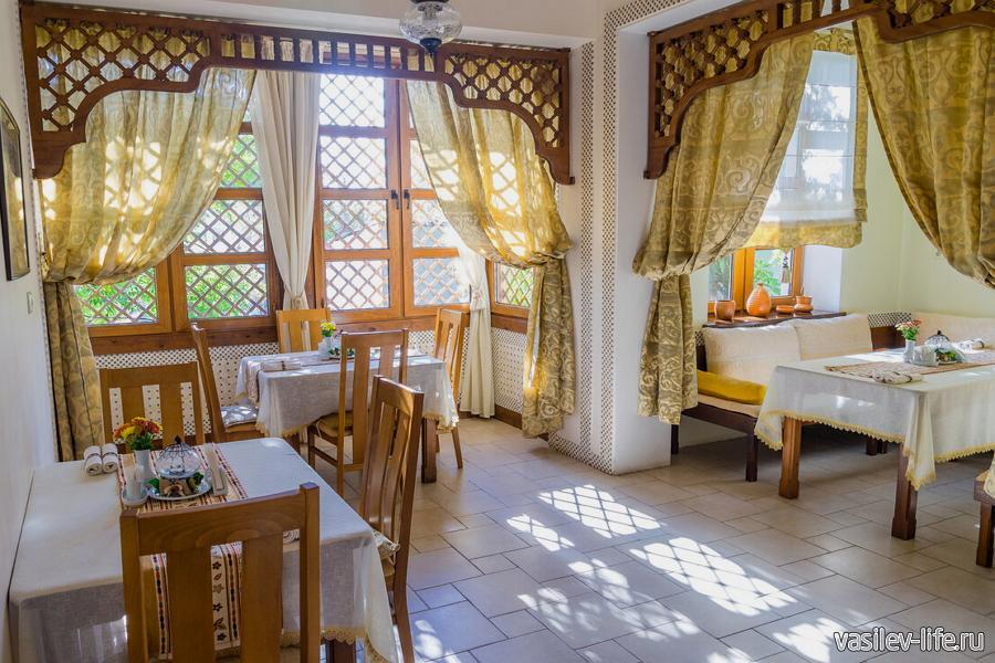 Ресторан «Джеваль» в Евпатории