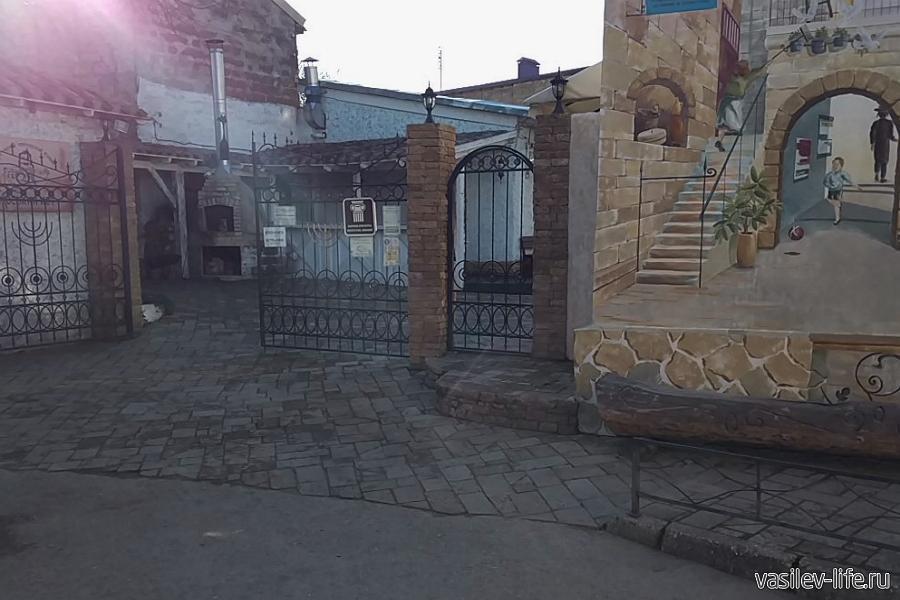 Ресторан «Йоськин кот» в Евпатории