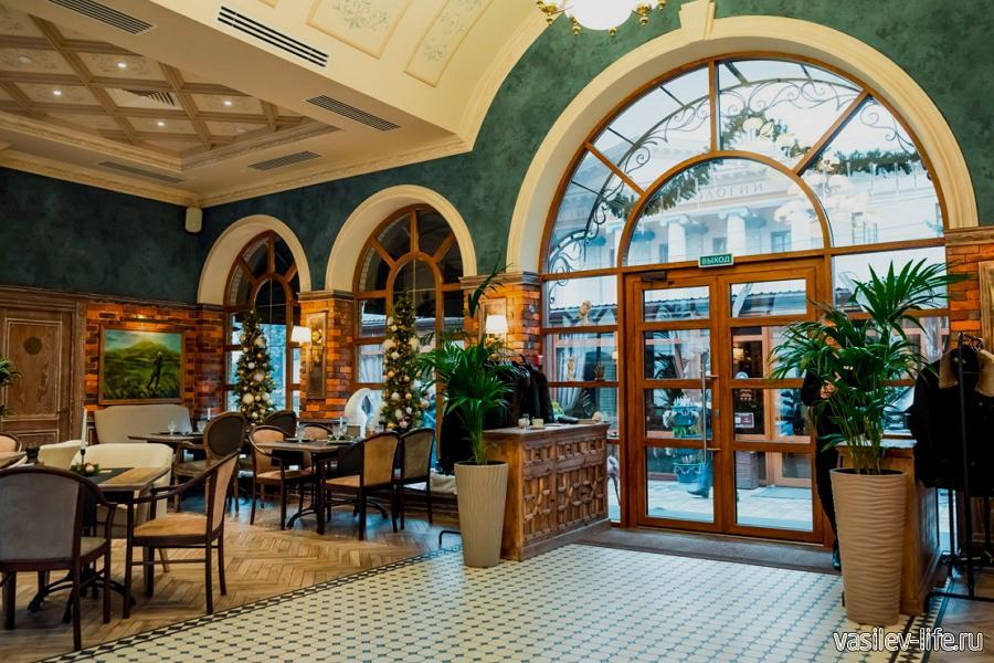 Ресторан «Печорин» в Пятигорске