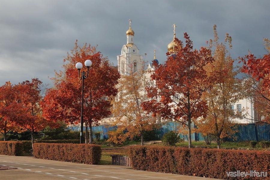 Ростов-на-Дону в ноябре