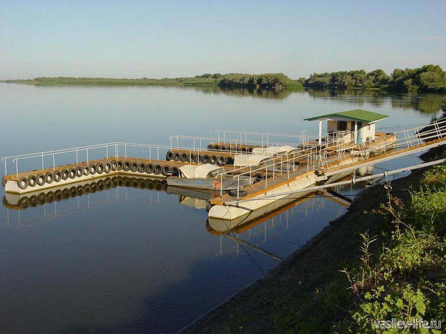 Рыболовный клуб «Место встречи»