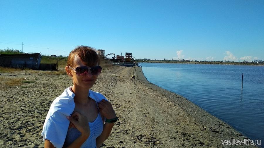 Сакское озеро 77474
