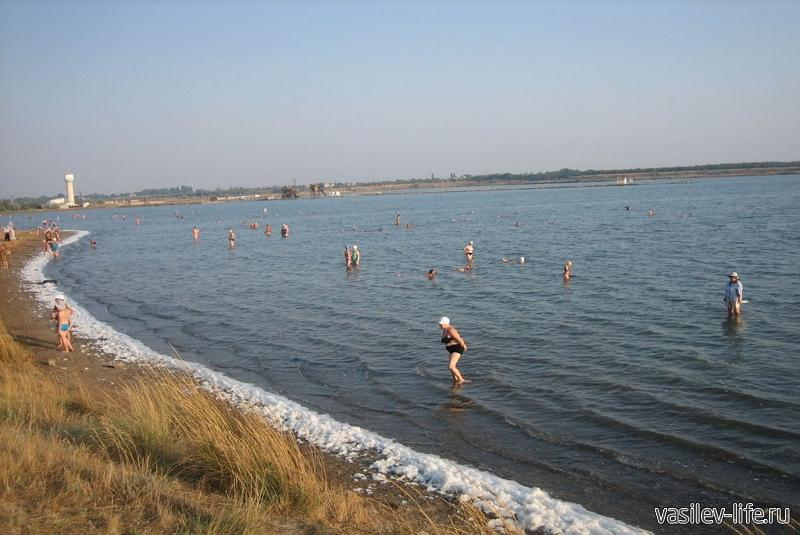 Сакское озеро 8