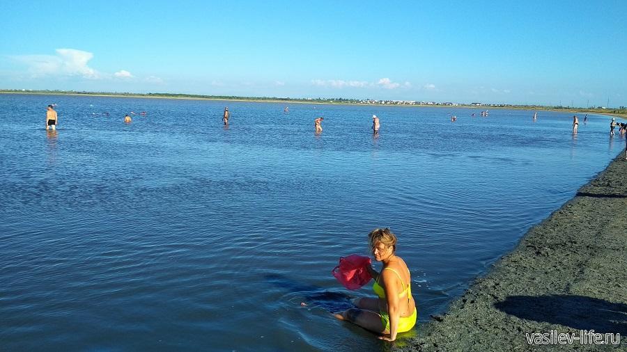 Сакское озеро 847474