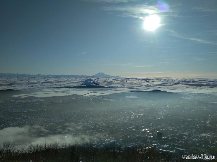 Самая дальняя гора - Эльбрус
