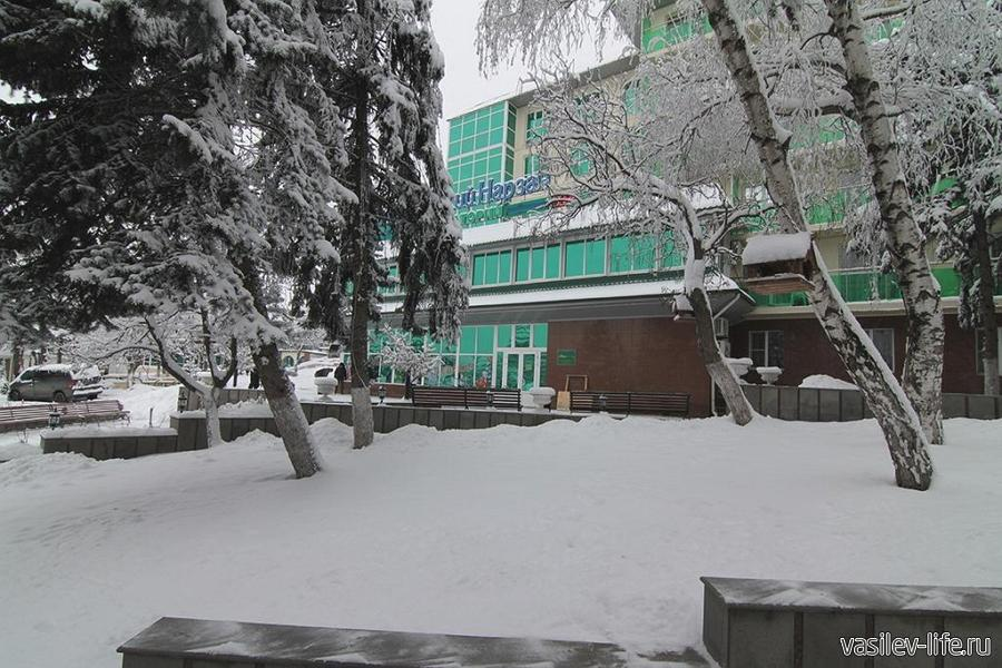 Санаторий «Пятигорский Нарзан»