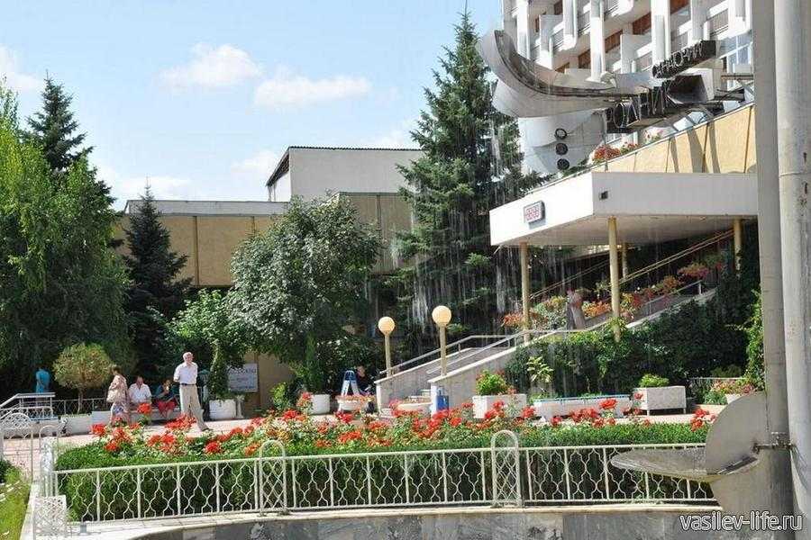 Санаторий «Родник» в Пятигорске