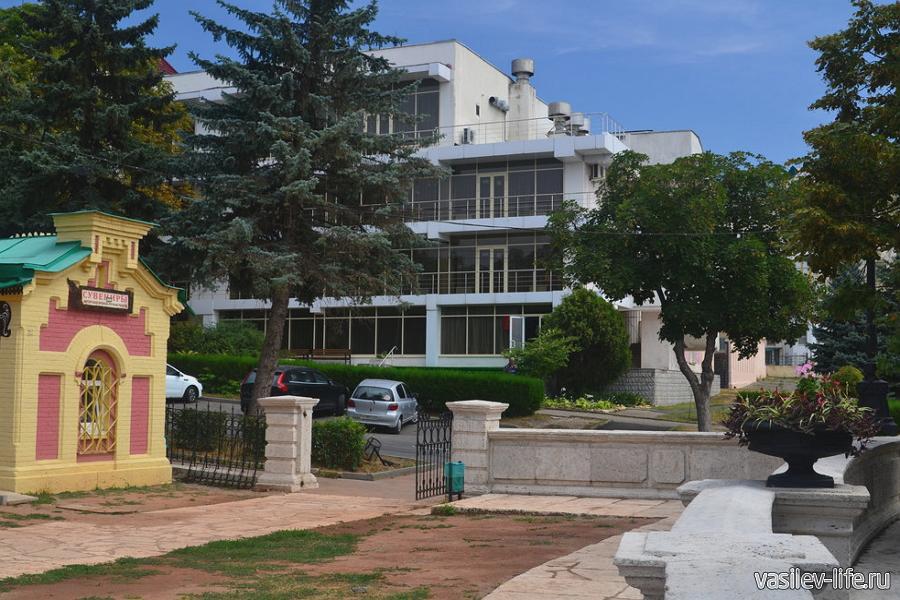 Санаторий «Руно» в Пятигорске