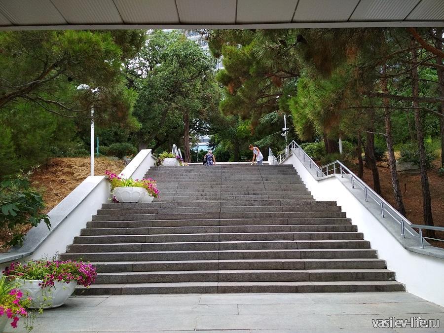 Санаторий Ай-Даниль (Ялта) (3)
