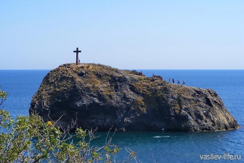 Наш адрес  Крым! Топловский женский монастырь