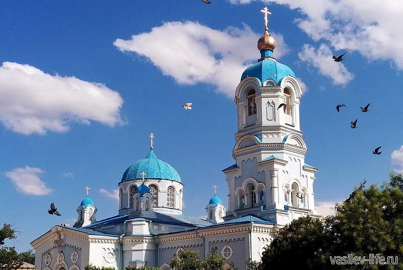 Свято-Ильинский храм (Саки)