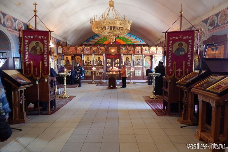 Свято-Михайловский монастырь 11
