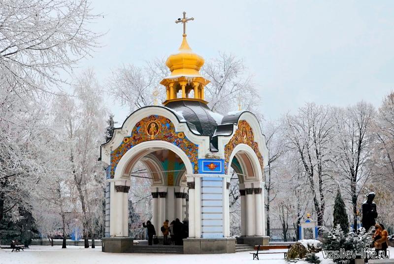 Свято-Михайловский монастырь 8