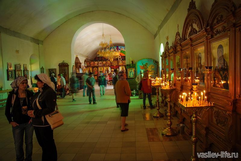Свято-Михайловский монастырь 9