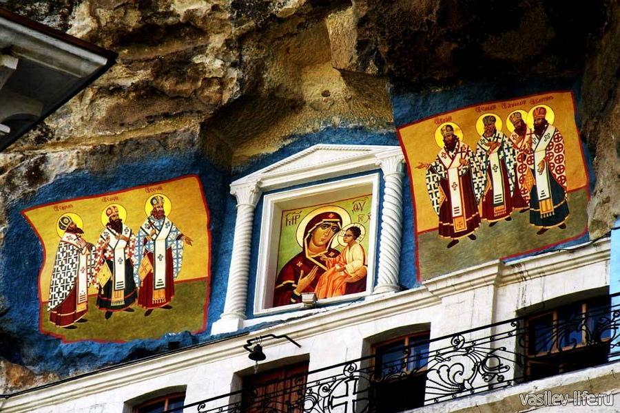 Свято-Успенский монастырь в Бахчисарае
