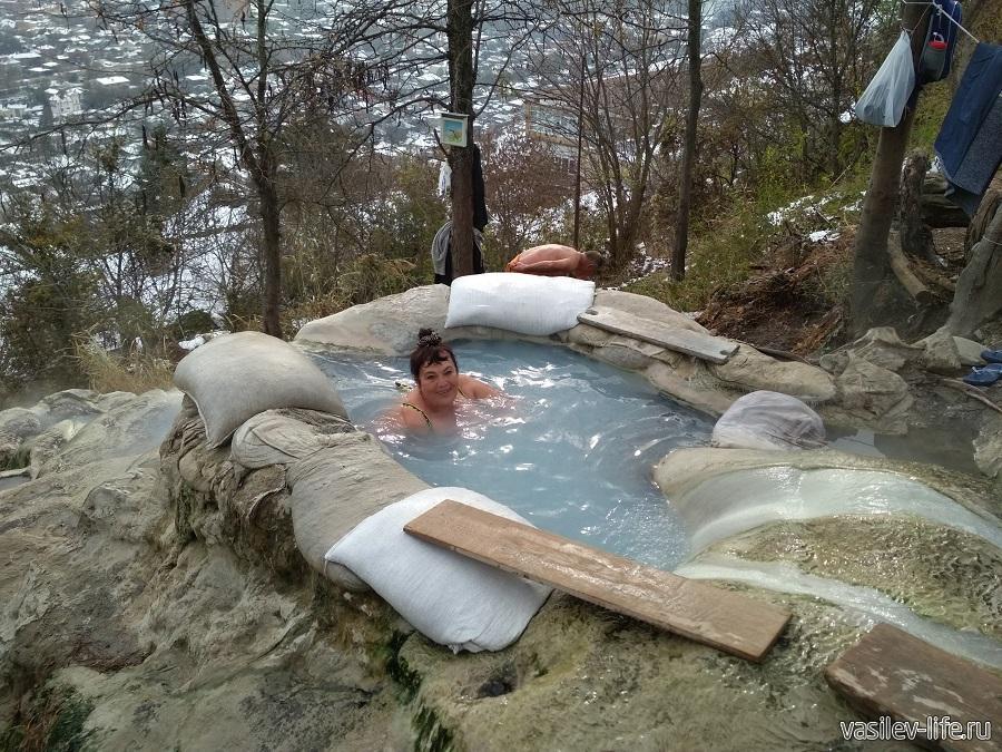 Сероводородные ванны в Пятигорске