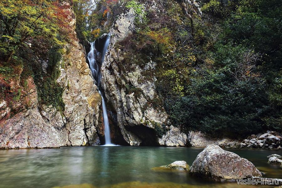Сочинский национальный парк в Адлере