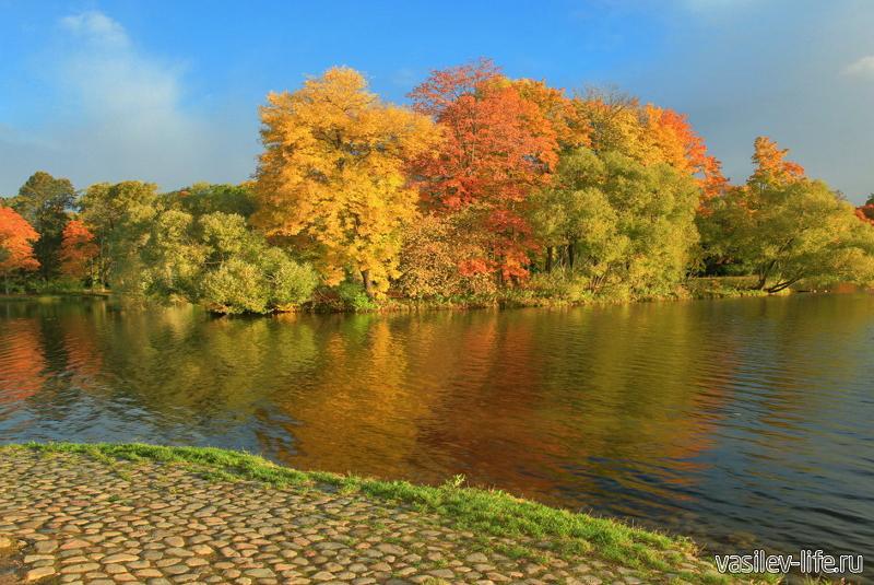 Ставропольский край осенью