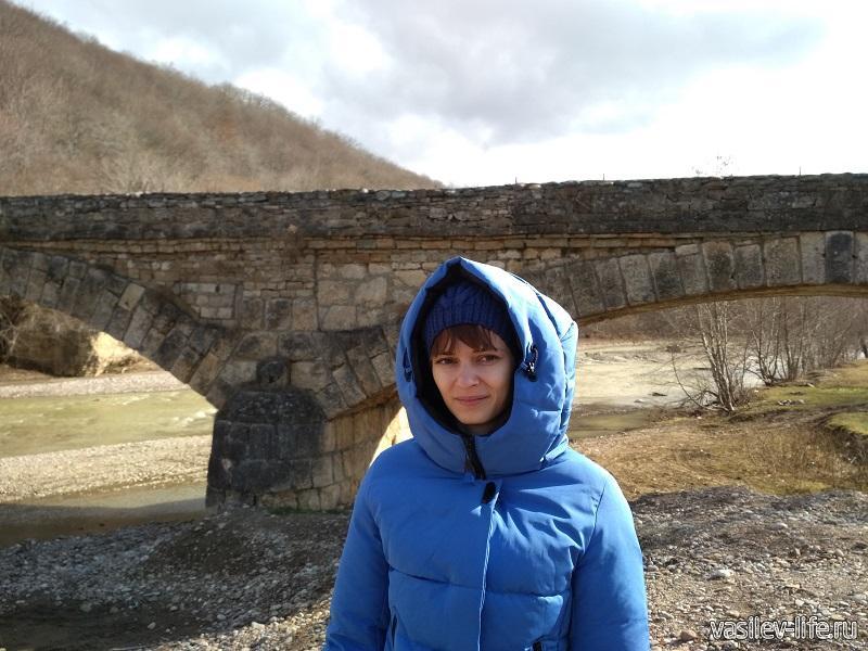 Старый Даховский мост 2