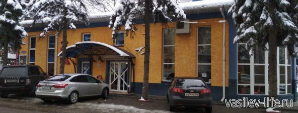 Столовая «Сытый слон» в Пятигорске