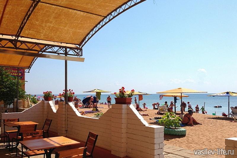 ТОК «Золотой пляж» кафе