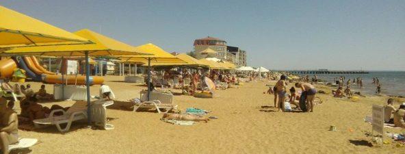 ТОК Золотой пляж в Феодосии