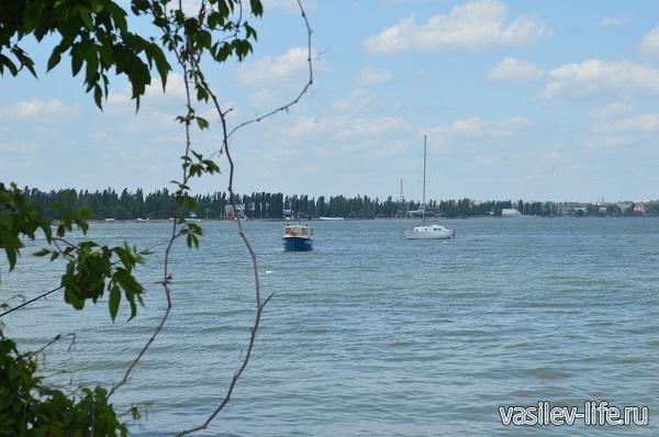 Таганрогский-залив
