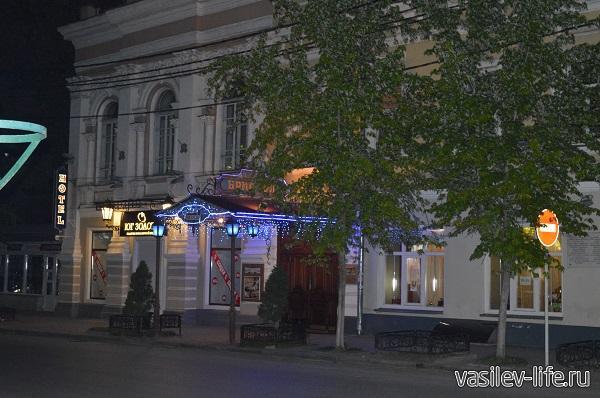 Таганрог-ночью