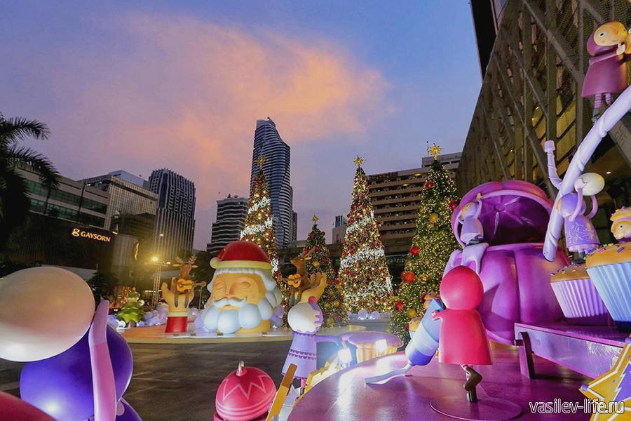 Таиланд, Новый год
