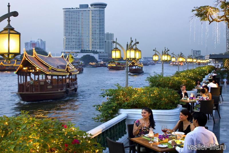 Таиланд осенью