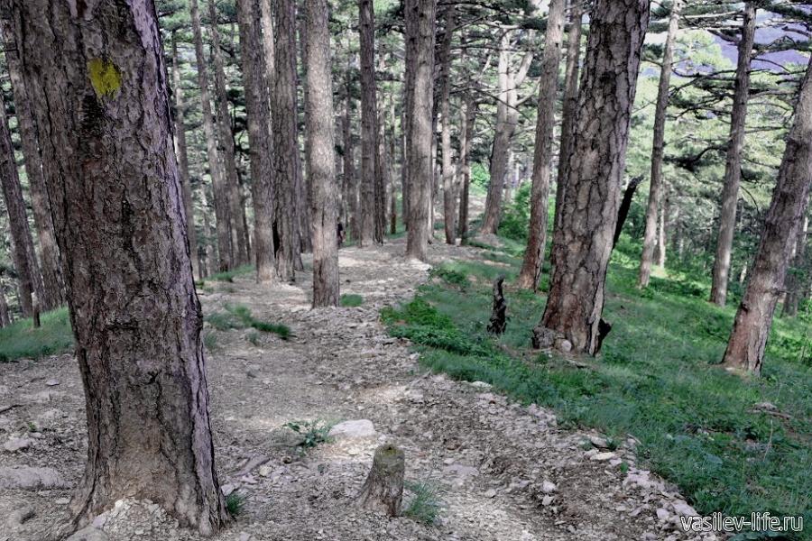 Таракташская тропа